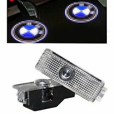 2P BMW Logo Projector Laser LED Lights Car Door Lamps Shadow Welcome Lights NEW