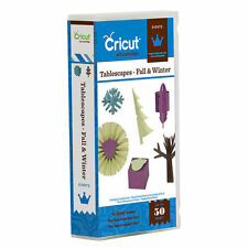 CRICUT *TABLESCAPES FALL & WINTER* EVENT CARTRIDGE *NEW SEALED* FOR ALL MACHINES