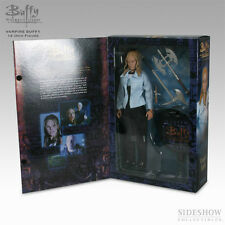 "SIDESHOW BUFFY THE VAMPIRE SLAYER VAMPIRE BUFFY 12"" ACTION FIGURE....NEW!"