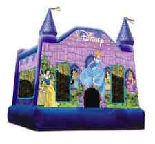 Jumping Castle Princess Jumping Castles Party Event Childrens * MELB HIRE ONLY*