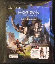 PSX 2016 Horizon Zero Dawn Inflatable Spear & Static Theme DLC New Fast Shipping