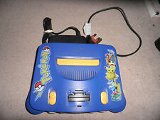 nintendo 64 - n64 pokemon console unit   - fully tested and working