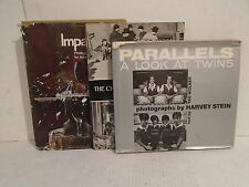 Lot 3 Photography Art Books Kodak Pictures Impact Chinese San Francisco Parallel