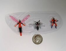 ANT-MAN & WASP MARVEL UNIVERSE ACTION FIGURES CLASSIC AVENGERS COMPLETE MINTY