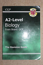 A2-Level Biology OCR Complete Revision & Practice by CGP Books (Paperback, 2009)