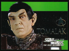 1997 Star Trek:Next Generation-Season 7: Foil Embossed  # S41 - TOMALAK