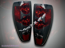 04-10 CHEVY COLORADO / GMC CANYON SMOKE STYLE PAIR TAIL LIGHTS NEW