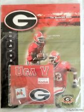 UGA Georgia Bulldogs Football Program v Vanderbilt-Uga V Pin 10/14/2004 ORIGINAL