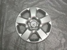 VAUXHALL ASTRA H HUB CAP COVER SILVER GENUINE NEW 04-10