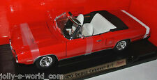 Yat Ming Road Signature - 1970 DODGE CORONET R/T - red/white leather seats 1:18
