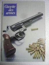 Gazette des armes n° 67 janv 1979 FM HOTCHKISS. LA CHASSE à l'ARME DE POING