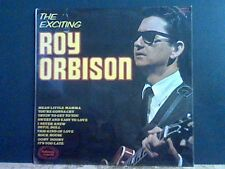 ROY ORBISON  The Exciting  . . . LP   U.S. pressing   Lovely copy !!