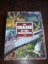 LA CHASSE ET SES TECHNIQUES - Jean Berton 1993