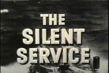 THE SILENT SERVICE 75 EPISODES ON DVD