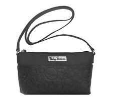 Harley-Davidson® Womens Willie G Skull Crossbody Leather Purse Bag ZWL1824-BLACK