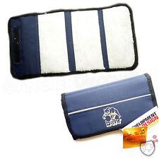 SPINNER & BLINKER Tasche | mit weißem Einhängefleece | wasserdichtes RIP-STOP