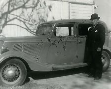 """Bonnie and Clyde 10"""" x 8"""" Photograph no 13"""