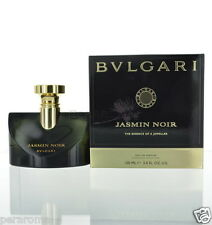 Jasmin Noir by Bvlgari for Women Eau De Parfum 3.4 oz 100 ml Spray