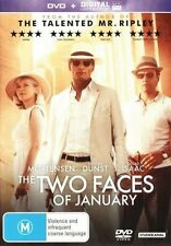 The Two Faces Of January (DVD, 2014)