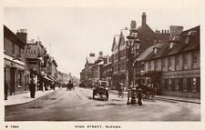 High Street Slough RP old pc used 1911 WHS Kingsway S7484