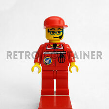 LEGO Minifigures - Ground Control - spp007 - Space Pilota Omino Minifig Set 6455
