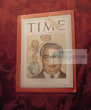 TIME Magazine February 18 1946 Feb 2/18/46 BRITAIN ERNEST BEVIN +++