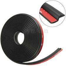 "4m 160"" Z Shape Car Window Door Rubber Hollow Seal Strip Sealing Weatherstrip"