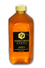 5 lbs Raw, Unfiltered, Unpasteurized Pure Texas Honey. FREE SHIPPING!