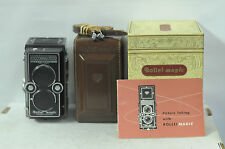 Rolleiflex Rollei Magic 1 with Cap, Case, Strap & Box