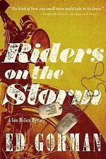 Riders on the Storm (Sam McCain)-ExLibrary