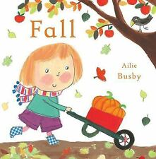 Seasons: Fall 4 by Child's Play (2015, Board Book)