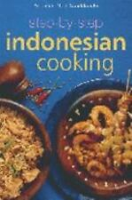 Step-By-Step Indonesian Cooking (Periplus Mini Cookbooks)