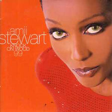 CD single Amii STEWART Knock on wood 99 3-track CARD SLEEVE