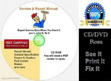 ISUZU NPR N-SERIES TRUCK SERVICE REPAIR WORKSHOP FACTORY MANUAL on CD