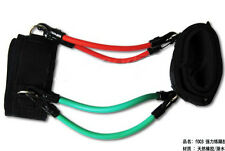 Multifunction legs Latex Resistance Band Gym Fitness Exercise Tube Ankle Straps