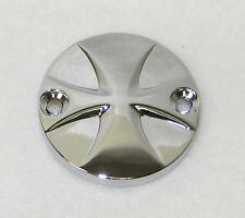 CHROME 'GOTHIC' MASTERCYLINDER COVER FOR KAWASAKI VN800 DRIFTER