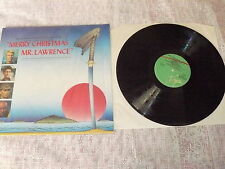 "RYUICHI SAKAMOTO ""MERRY CHRISTMAS MR. LAWRENCE"" LP VIRGIN Ita 1983 OST BOWIE"