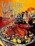 The Low-Fat Jewish Cookbook: 225 Gourmet Kosher Recipes by Faye Levy 1997 HC 1st