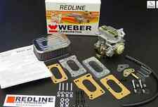 Isuzu Pickup Trooper 1.9 Weber Carb Conversion Kit 32/36 DGEV
