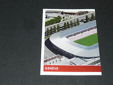 N°42 STADE GENEVE P1 SUISSE SCHWEIZ PANINI FOOTBALL UEFA EURO 2008