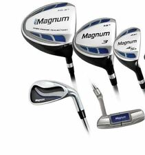 Intech Magnum wood & hybrid iron high performance golf club set