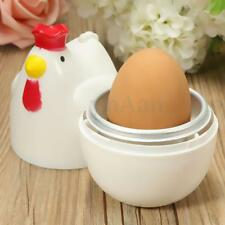 Practical Chicken Microwave Egg Cooker Poacher Boiler Boil Steamer Kitchen Tool