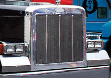 Peterbilt 379 Extended Hood Chrome Grill Surround
