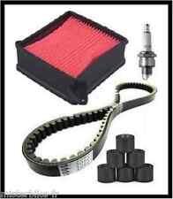 Kit Entretien Courroie Galet Filtre air Bougie Kymco Agility 125 ( voir photo )
