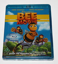 BEE MOVIE  - BLU RAY DISC - NEW & SEALED BOX