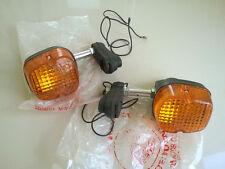 Pair Honda XL 125 S SZ XL125S XL185S Turn Signal Winker Rear Turnlight Assy RR