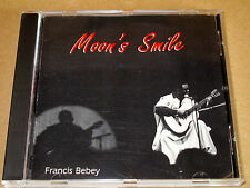 Francis Bebey Moon's Smile Sourire de Lune CD RARE
