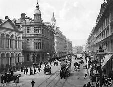Vintage 1890's Photo - Royal Avenue. Belfast. Co. Antrim, Ireland
