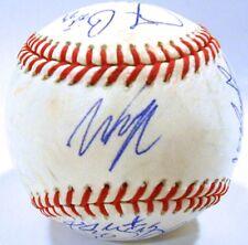 Wil Myers Rookie Jake Odorizzi +10 2013 Rays Autograph Signed Auto Ball Baseball