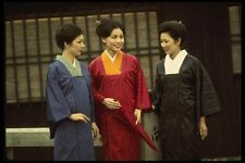 145054 Kyoto Women In Traditional Kimono Attire A4 Photo Print